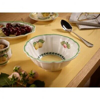 Villeroy Boch French Garden Fleurnce Sculpted Bowl New • 16.10£
