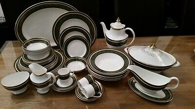 Royal Doulton Vanborough Dinner Set/Service ** Reduced** • 230£