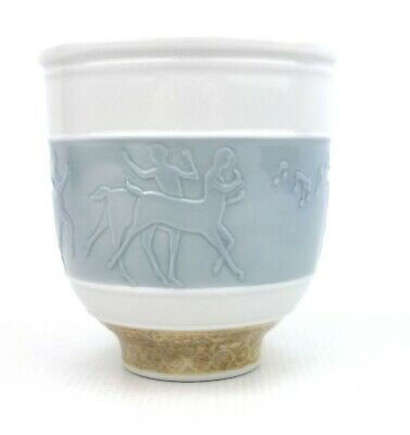 Lladro Privilege Gold Cup Footed Bowl Fawns • 14.99£