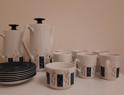 A Beswick Apollo Tea/Coffee Set/15 Pieces  • 15£