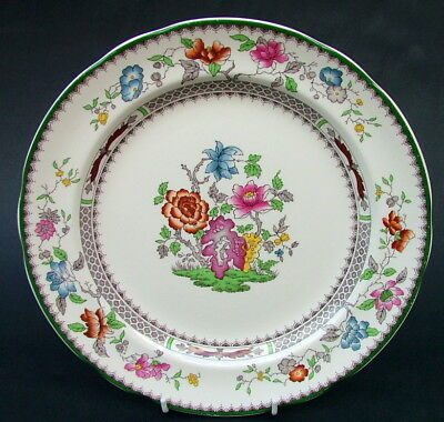 Copeland Spode Chinese Rose Large Size Dinner Plates 26.5cm - In Used /Good  • 5.95£