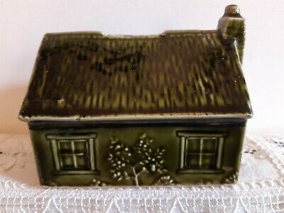 Vintage Holkham House Shape Money Box • 10£