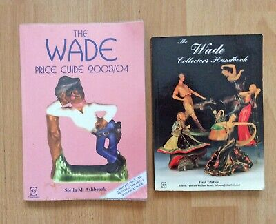 Wade Collectors Guide And Price Books • 10£