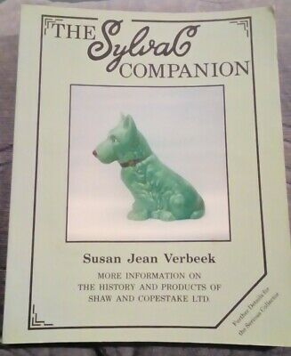 The Sylvac Companion 1991 Book By Susan Jean Verbeck • 3£