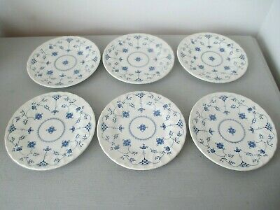 Myott Finlandia - Set Of Six Sideplates (7  Diameter) • 9.95£