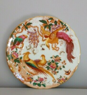 Royal Crown Derby Plate English Bone China Side Plate Olde Avesbury • 10£