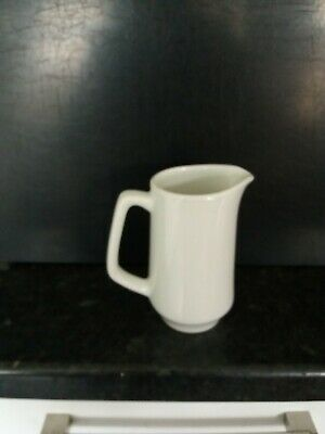 Maddock White Milk Jug   5  High • 6.99£