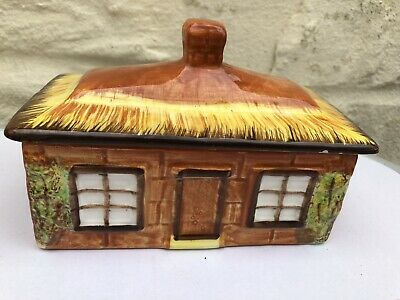 Vintage Retro Price Kensington Cottage Ware Lidded Butter / Cheese Dish • 12.99£