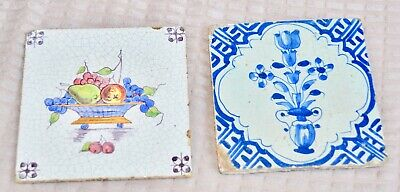 Antique Delft  Tile And Other • 4.99£