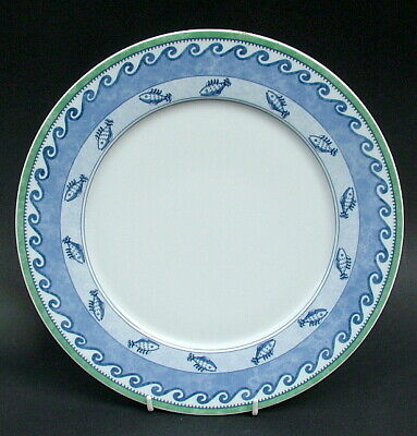 Villeroy & Boch Corsica Switch 3 Lg 27cm Dinner Plates Look In Unused Condition • 14.50£