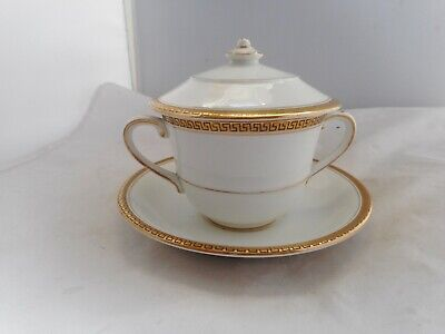 BOOTHS SILICON CHINA LIDDED HOT CHOCOLATE CUP And SAUCER • 1.99£