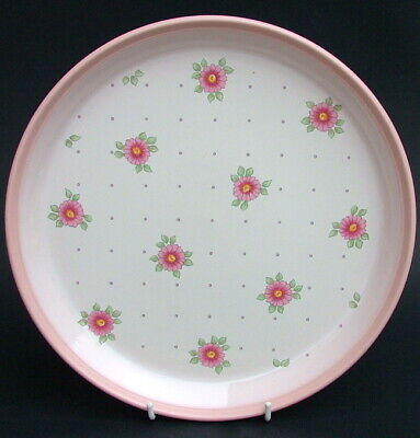 Hornsea Pottery Passion Pattern Large Size Dinner Plates 26cm - Look In VGC     • 9.95£