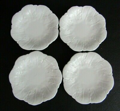 Four Coalport, Wedgwood Countryware 3.5  Butter Pats - Excellent Cond  • 24£