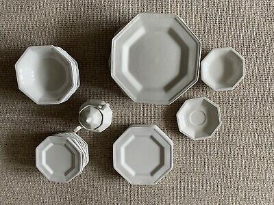 Johnson Brothers Heritage White - Various Pieces • 9£