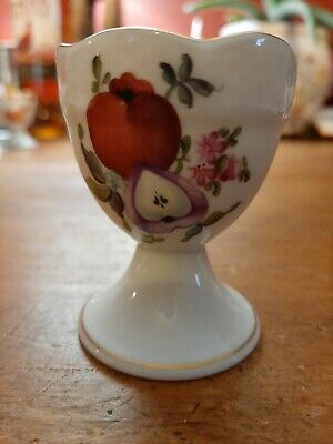 Antique Herend Porcelain China Cherry Egg Cup Ex Condition  • 25£