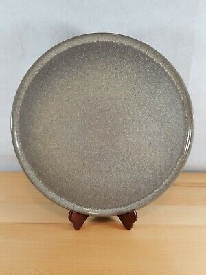 Dudson EVOLUTION Large 13 5/8  Serving/Chop Plate ENGLAND Brown Pottery • 19.13£
