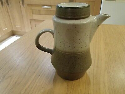 Purbeck Pottery Studland Coffee Pot 2.5 Pint Vintage Stoneware- Seconds • 7.50£