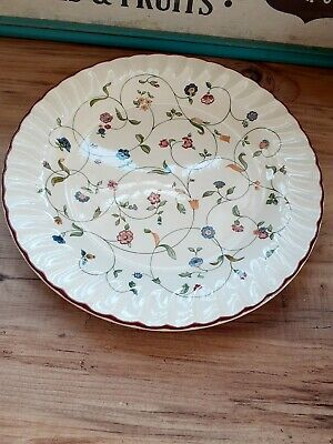 ⭐ OAKWOOD STAFFORDSHIRE TABLE WEAR LARGE PLATE 11.5 Inches • 4.99£