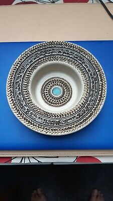 Purbeck Pottery Dish / Bowl Eddie Goodall 70s • 5£