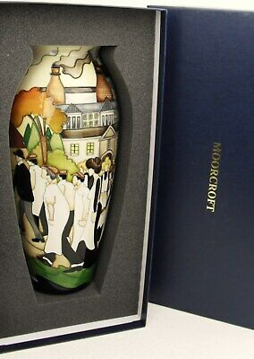 Moorcroft THE WALK Stunning Ltd Edition Of 100 Worldwide 1st Quality & Boxed  • 949£
