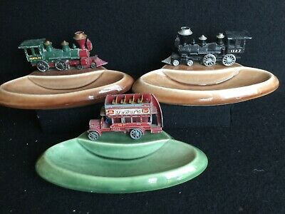 Wade Whimsies 3 Whim Trays 2 Old Train 1 Omnibus • 10£