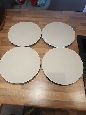 Marks And Spencer Andante Dinner Plates X 4 - Cream • 12£