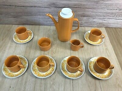 J &G Meakin Castile Maidstone 15 Piece Coffee/tea Set • 17.99£