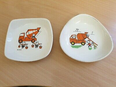RMC Readymix Concrete Cement Truck Mixer Wade Plates X 2 • 23£