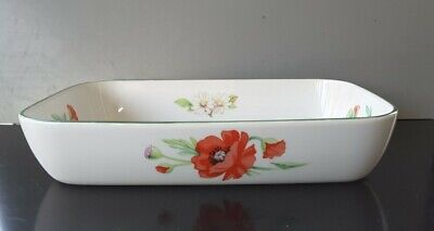 Royal Worcester - Poppies - Serving Dish  • 8.95£