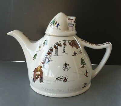 Wade APRE SKI Collectable Tea Pot  • 4.95£