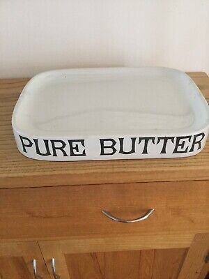 Antique 'Pure Butter' Grocers Display Slab • 550£
