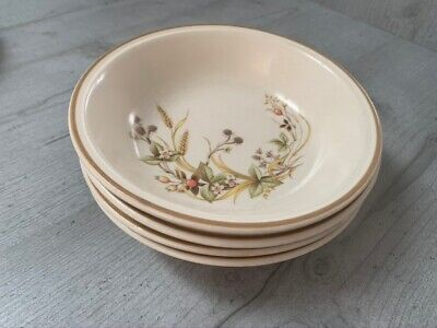 Marks And Spencer Harvest Collection 5 Bowls • 5.60£