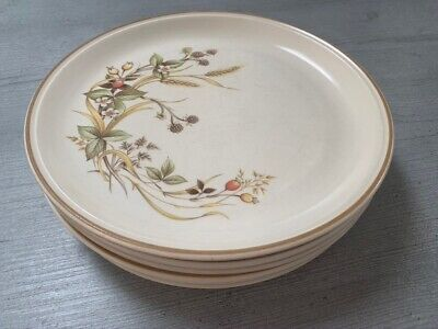 Marks And Spencer Harvest Collection 6x Side Plates • 4.90£