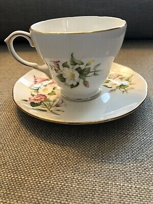 Duchess Fine Bone China Cup And Saucer • 4£