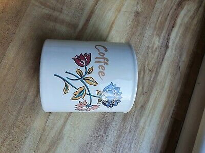 Boots -  Camargue -  Coffee Storage Jar • 3.50£