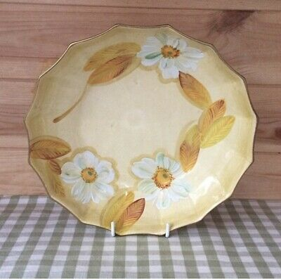 Grays Pottery Hand Painted Shallow Fruit Bowl • 4.99£