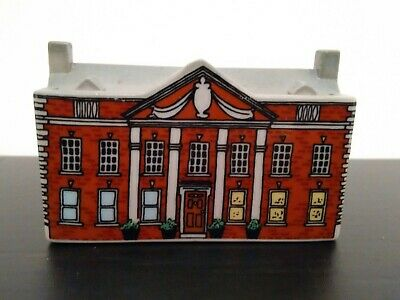 Wade Whimsey On Why Bloodshot Hall Manor House School Miniature Village Building • 2.95£