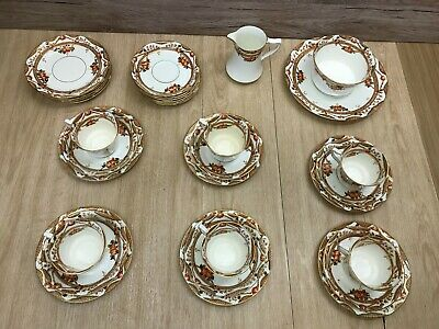 Vintage Sutherland China Plates, Cups, Saucers • 6.50£