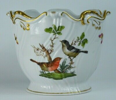 Herend Planter In Porcelain Hand-painted And Signed Herend • 8.95£