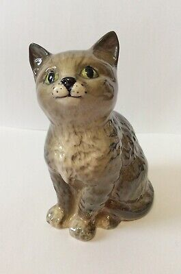 Beswick 1886 Persian Kitten Seated Looking Up • 12£