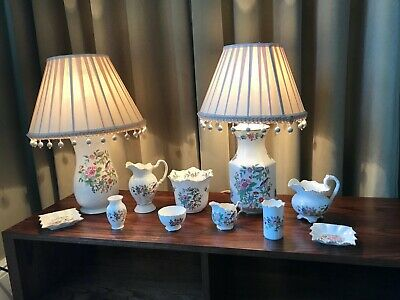 Collection Of Aynsley Pembroke Fine Bone China • 60£