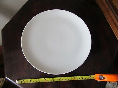 Plain White Thomas Germany 26cm Dinner Plate  • 8£