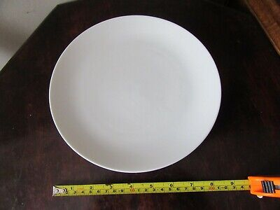 Plain White Thomas Germany 24cm Dinner Plate  • 6£