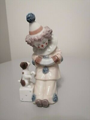 LLADRO Clown, Pierrot With Concertina 05279 - Boxed • 24.99£