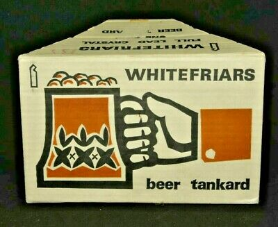 Whitefriars C735 One Pint Beer Tankard Boxed • 30£
