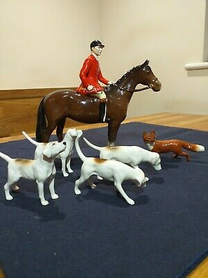 Beswick Hunt Collection Mint Condition  • 270£