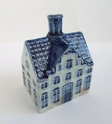 KLM Delft FRANS HALS MUSEUM Issued 1962 Unsealed & RARE Miniature Rynbende House • 180£