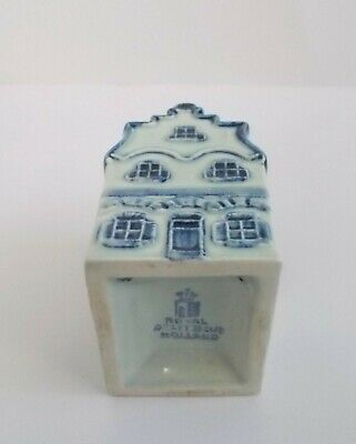 Old Undated DELFT House. KLM 1 House Style. Please READ Listing  • 19.99£