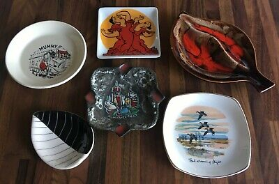 Ceramic Pin Dishes Including Midwinter & San Marino • 11.99£