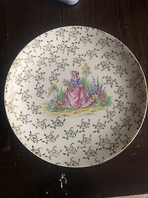 Lovely Vintage Alfred Meakin Decorative Plate • 5£